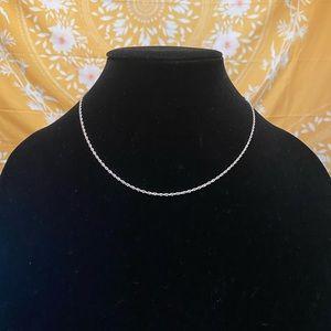 JA 9' necklace ✨